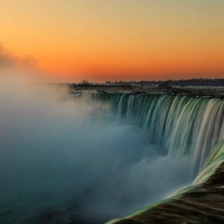 Niagara Falls Daybreak