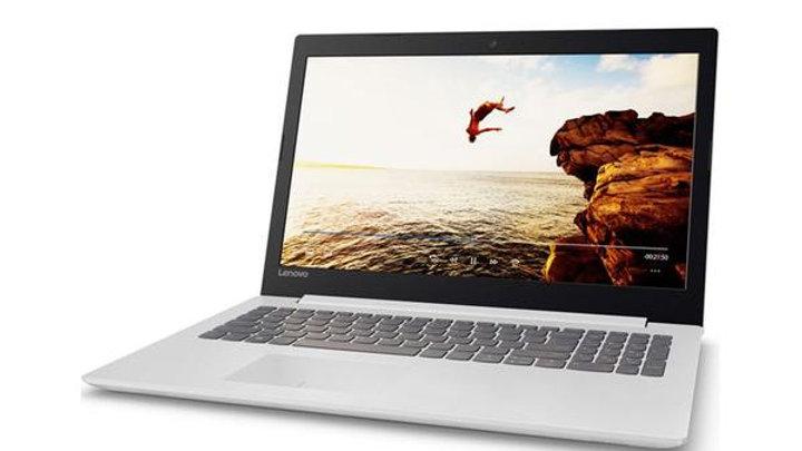נייד LENOVO IP 330-15 I3-7020U 8GB 256GB 15.6 FHD Free Dos White