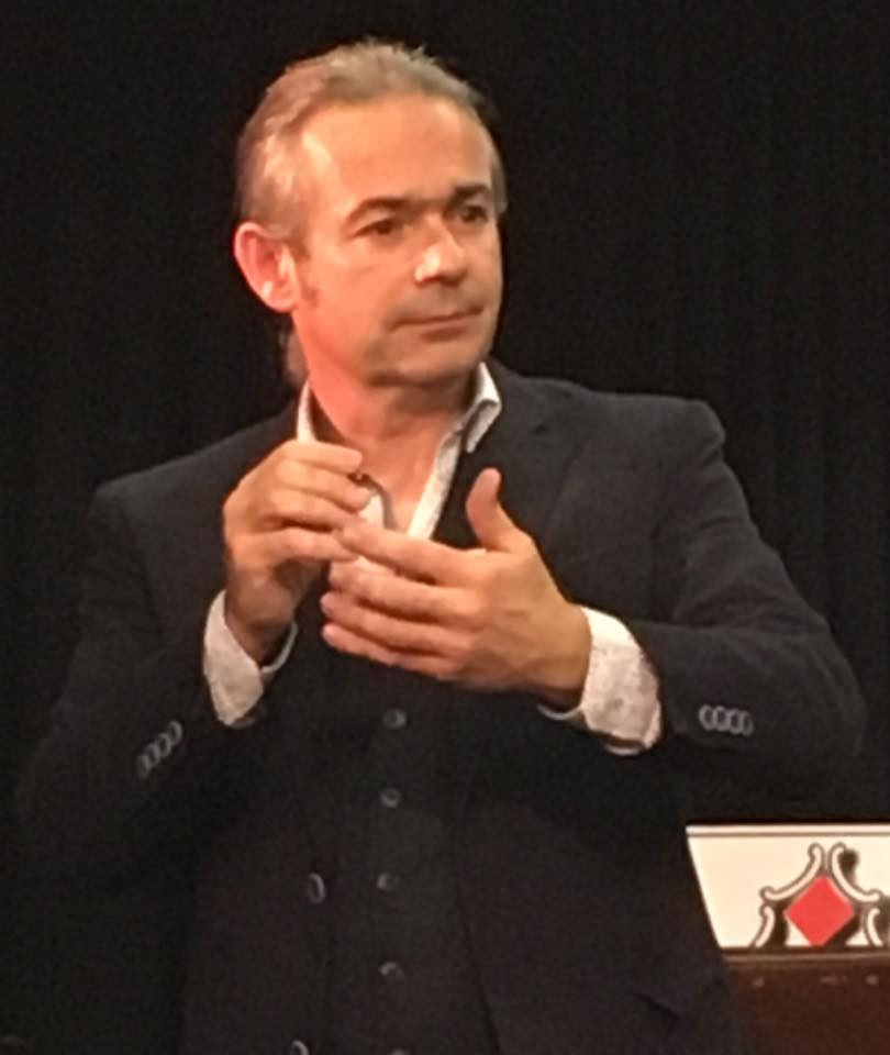Paul Nardini lecture 10/10/2018