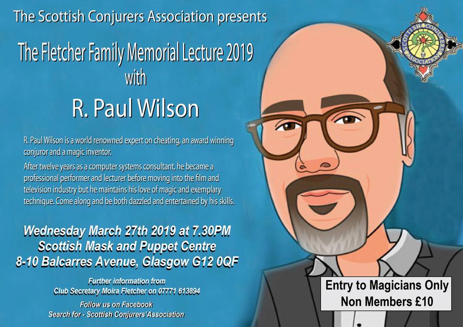 R Paul Wilson