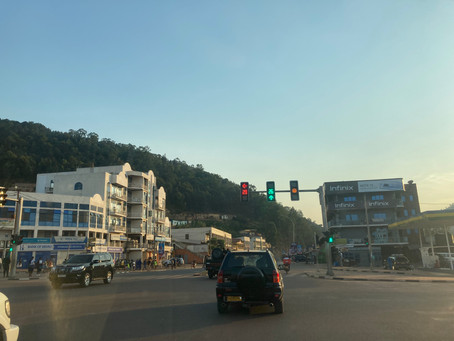 friday 23 - to Huye