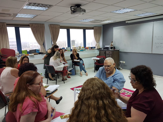 פסיכונומרולוגיה עבודה בקבוצות