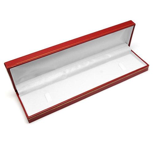 Red Necklace / Bracelet Box