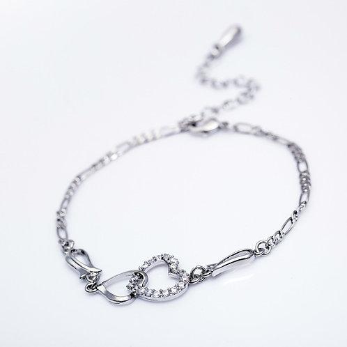 The Royal Hearts Bracelet
