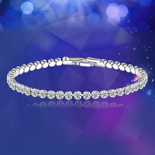 Crystal Stones Bracelet