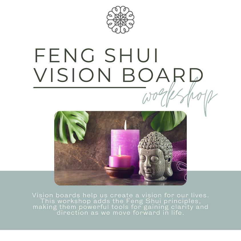 Feng Shui Vision Board Workshop