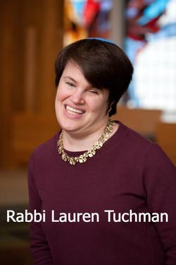 Rabbi Lauren Tuchman