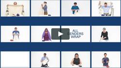 All Genders Wrap (Tefilin)