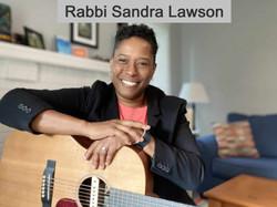 Rabbi Sandra Lawson