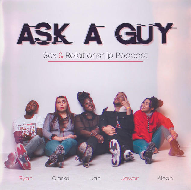 Ask A Guy Podcast Cover Art