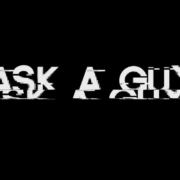 Ask A Guy Podcast Title Video