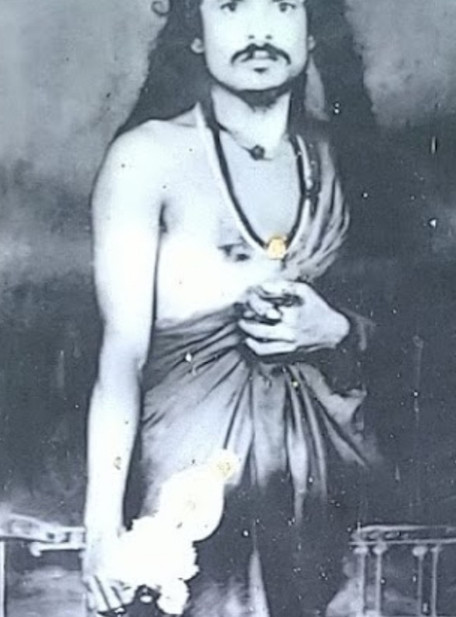Sadai siddhar (Maruthamalai,coimbatore)