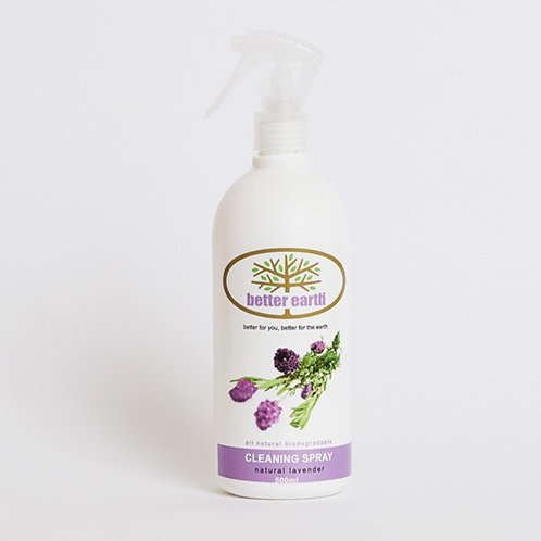 Better Earth Cleaning Spray 500ml