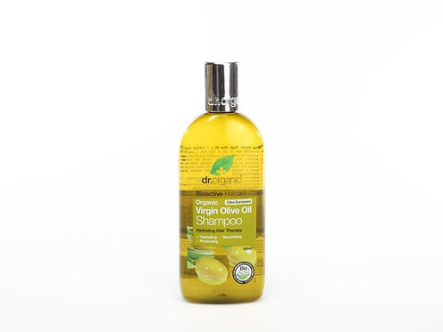 Dr Organic Virgin Olive Oil Shampoo 265ml