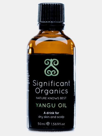 Significant Organics Yangu Oil