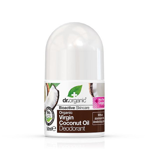 Dr Organic Virgin Coconut Oil Deodorant