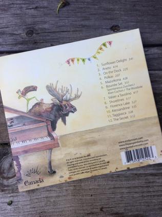Shorelines album back