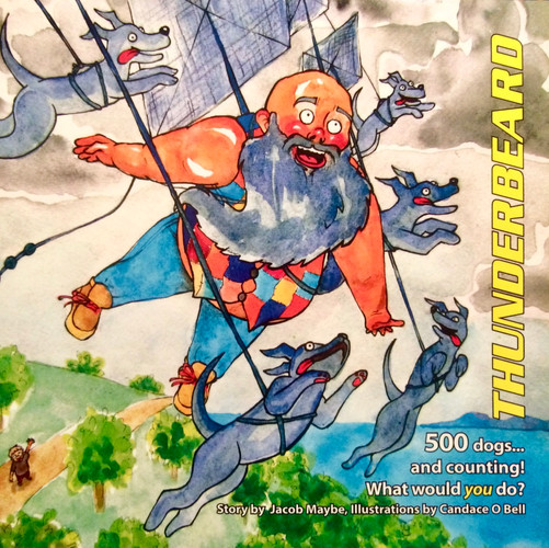 Thunderbeard cover