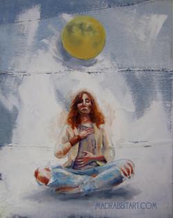 Shedding Moon