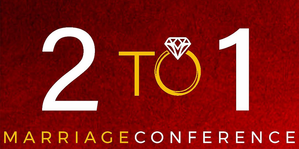 2 to 1 Marriage Conference
