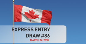 Second Express Entry draw in less than two weeks sees 10-point drop in cut-off score