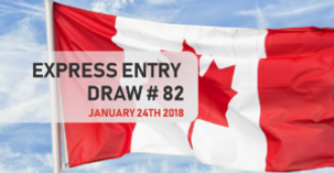 New Express Entry draw continues record low start to 2018