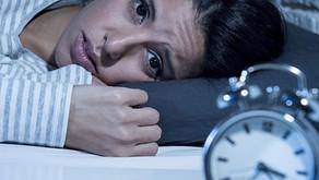 Schlafstörungen durch Dauerstress