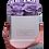 Thumbnail: CLASSIC 4 ETERNAL ROSES - SOFT PARMA - WHITE SQUARE BOX