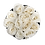 Thumbnail: 15 Eternal Roses - Pure White - XL White Round Box