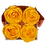 Thumbnail: CLASSIC 4 ETERNAL ROSES - GOLDEN YELLOW - GREY SQUARE BOX