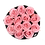 Thumbnail: 15 Roses Eternelles Rose Tendre -  Box Ronde Blanche XL