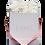 Thumbnail: 9 Roses Eternelles Blanc Pur - Box carrée Blanche