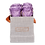 Thumbnail: CLASSIC 4 ETERNAL ROSES - SOFT PARMA - GREY SQUARE BOX