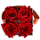 Thumbnail: 4 Roses Eternelles Rouge Passion - Box carrée Grise