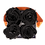 Thumbnail: CLASSIC 4 ETERNAL ROSES - DEEP BLACK - GREY SQUARE BOX