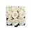 Thumbnail: PLUS 9 ETERNAL ROSES - PURE WHITE - BLACK SQUARE BOX