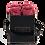 Thumbnail: 4 Eternal Roses - Rosewood - Black Square Box