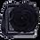 Thumbnail: 1 Eternal Rose - Deep Black - Black square Box
