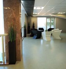Le palais des congrès Arcachon  : Design & Végétal