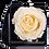 Thumbnail: 1 Rose Eternelle Champagne - Box carrée Noire