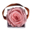 Thumbnail: 1 Eternal Rose - Soft Pink - Grey square Box