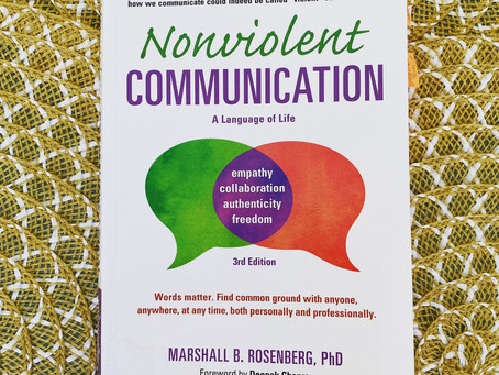 Nonviolent Communication - A book recommendation & Cheat Sheet for you