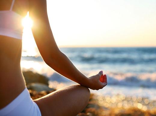 Yoga Wochenende an der Nordsee