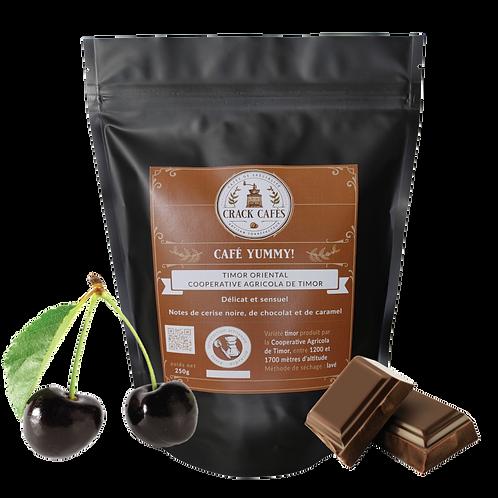 Timor-Leste - Café Yummy!