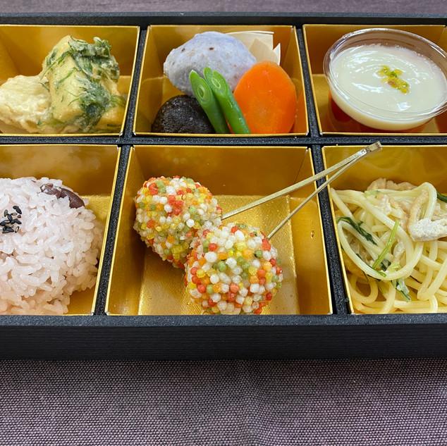 今年の特別メニューは「精進料理」!.jpeg