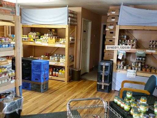 Why It Matters: Teton Valley Food Pantry - Community Foundation of Teton Valley