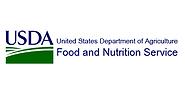 USDA Food & Nutrition Services Logo