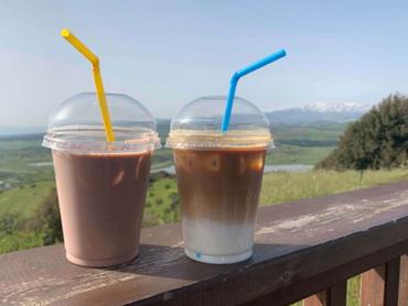 Ice Coffee - אַיֵיס קָפֶה