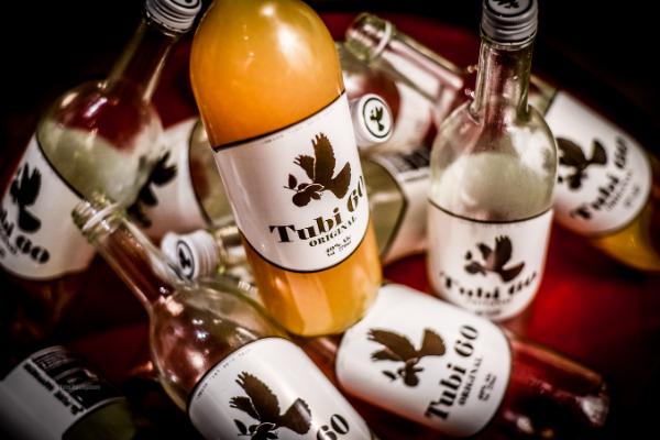 Bottles of Tubi 60