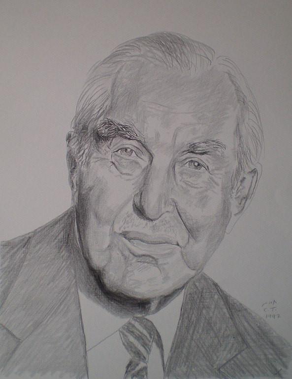Chaim Herzog 1918-1997